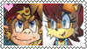 Stamp: Khan X Sally by P0k3ys-Stamps