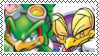 Stamp: Jet X Wave by P0k3ys-Stamps