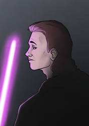 A young Revan by Lamme