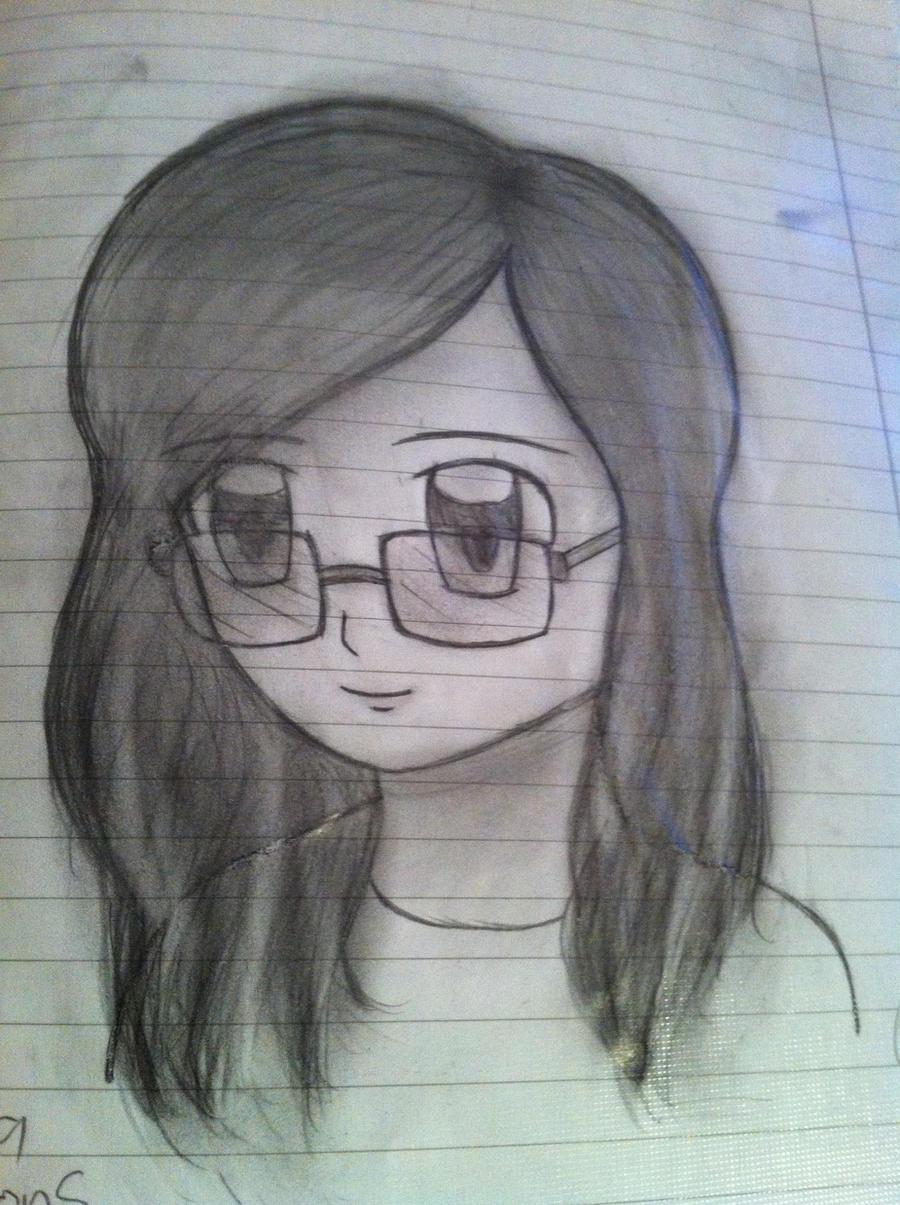 My Bad Anime Drawings By Geekyeffy On Deviantart