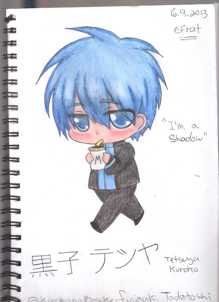 Vanilla Shake Kurokochi by GeekyEffy
