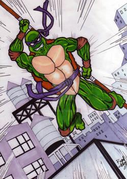 Donatello Couleur