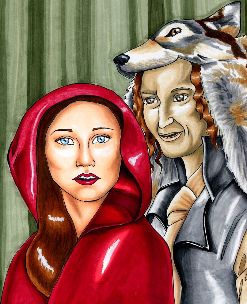 Little Red Rumbelle by SignCherie