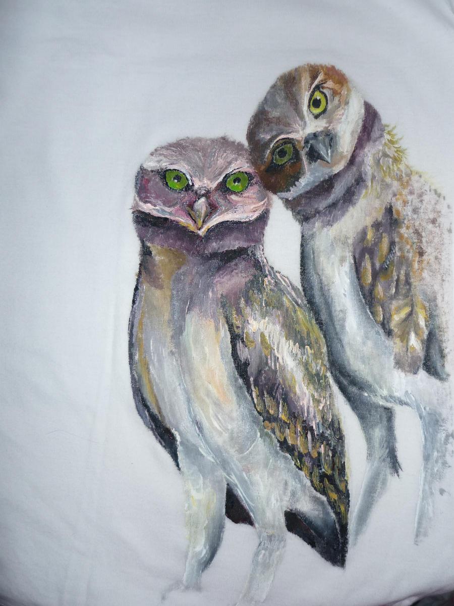 owls by AnikoRi
