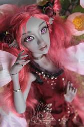 Klementina. BJD doll in resin