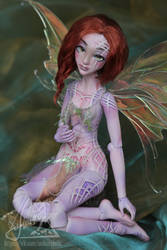 Athea. Ball-jointed doll limited collection