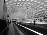 Metro Subway Tunnel