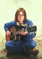 John Lennon - Acoustic Guitar