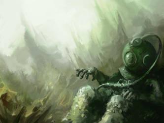 Aquarian Drama by Borbel