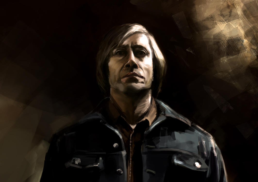 Anton Chigurh By Borbel On DeviantArt