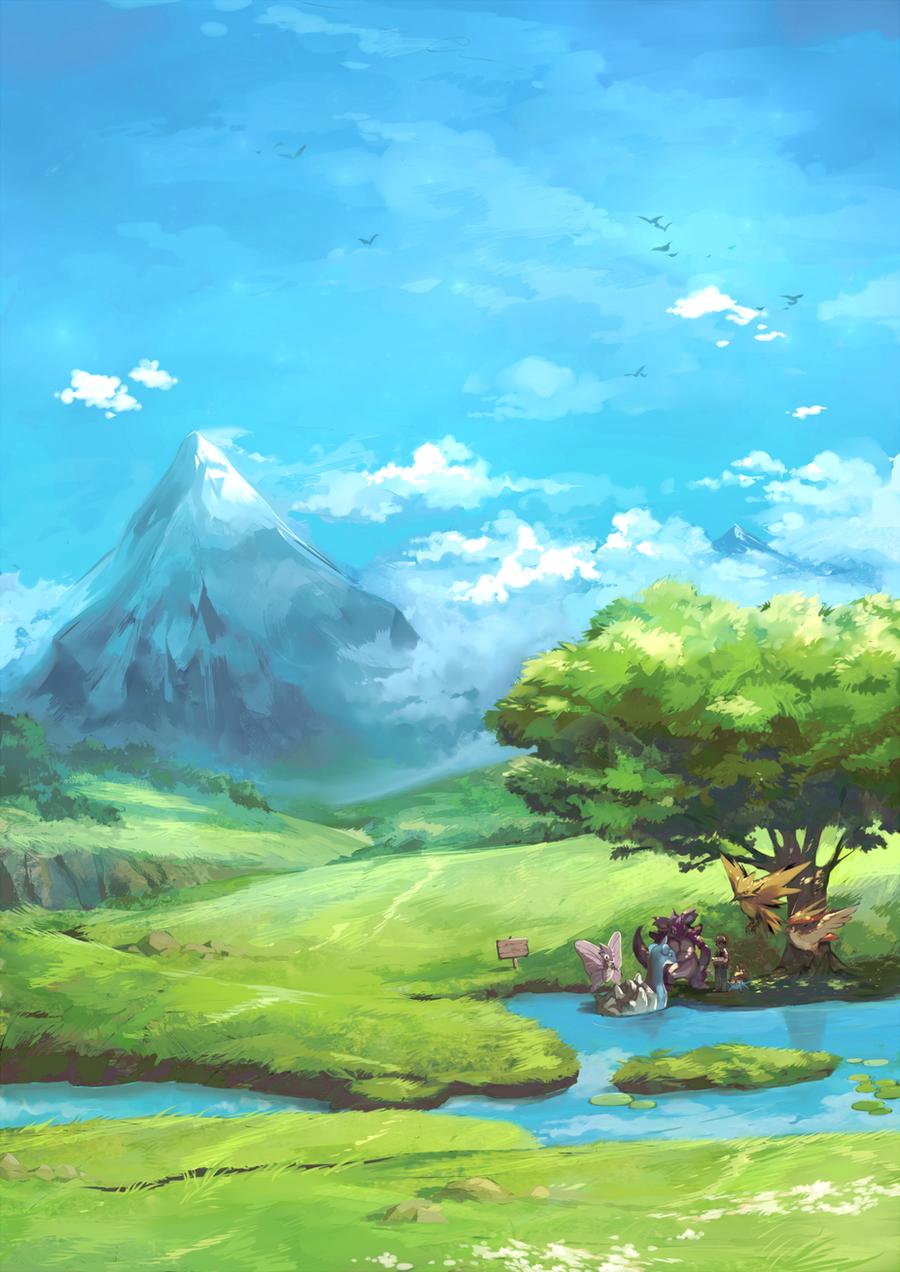 Twitch Plays Pokemon by mizudokei