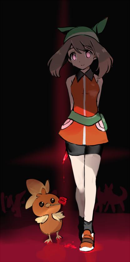 A girl by mizudokei