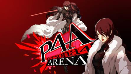 Persona 4 Arena - Mitsuru Kirijo by ZuperKim