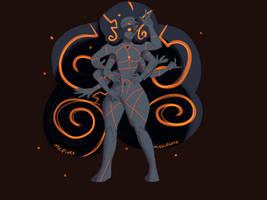 Obsidian Steven Universe by MissCipCake