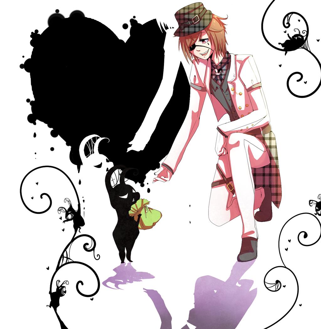 Clockhearts: Greedy Deliverer by golden-essence