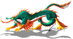 Chinese-dragon-canine by avpke