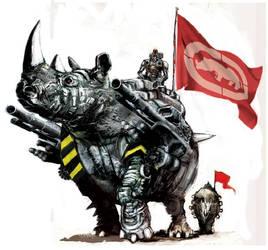 rhino fin