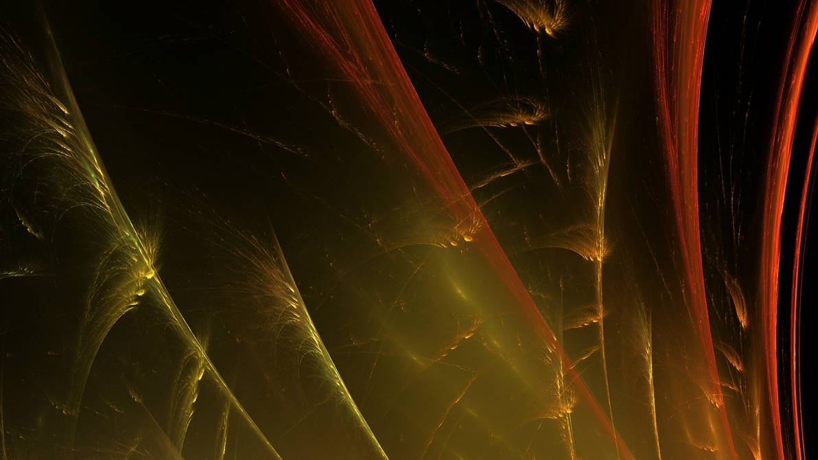 Feathers Of light by shineout-fractals