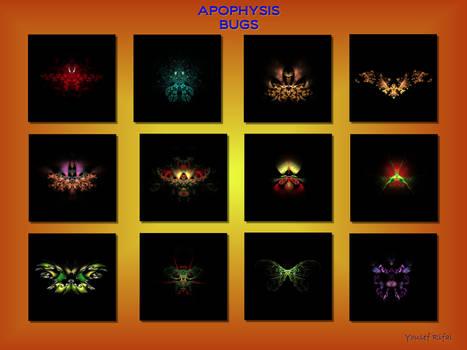 Apophysis bug print