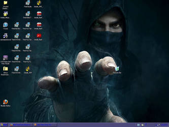 Current Desktop by MilkToothCuts