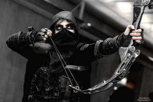 Thief Cosplay NYCC 1 by MilkToothCuts