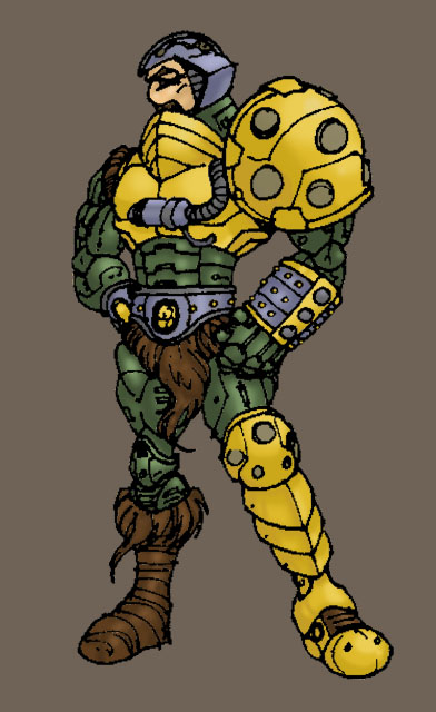 Man-At-Arms - Recolor by thejason10