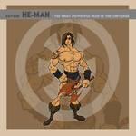 Savage He-Man