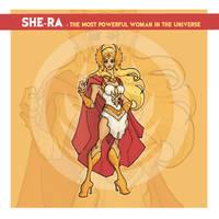 She-Ra by thejason10