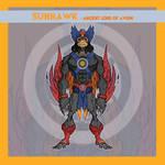Sunhawk by thejason10