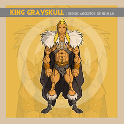 King Grayskull - v2