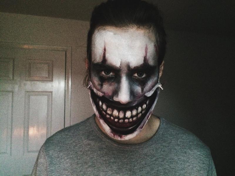 Twisty Makeup Tutorial | American Horror Story
