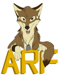 Arf Badge