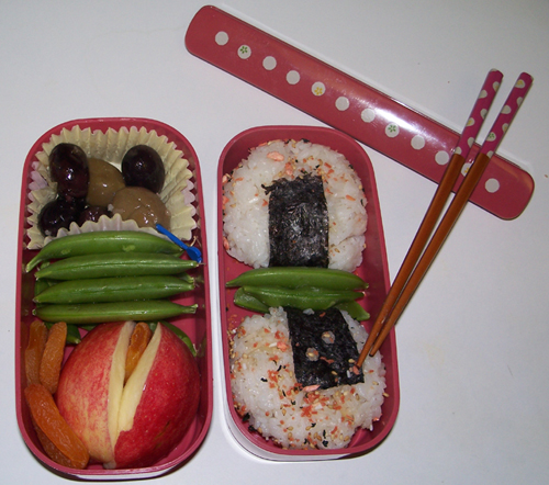 Moar Bento by spootdemon