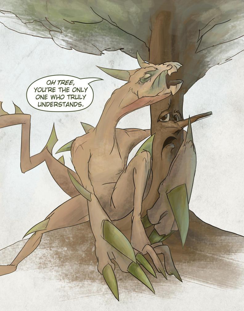 Speaks for the Trees by CinnamonBunzuh
