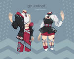 Outfit Adoptables # 65(Close)