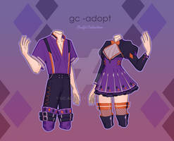 Outfit Adoptables # 67(Open1/2)