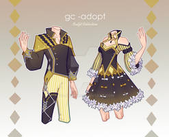 Outfit Adoptables # 71(Open)