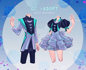 Outfit Adoptables # 79(Open)