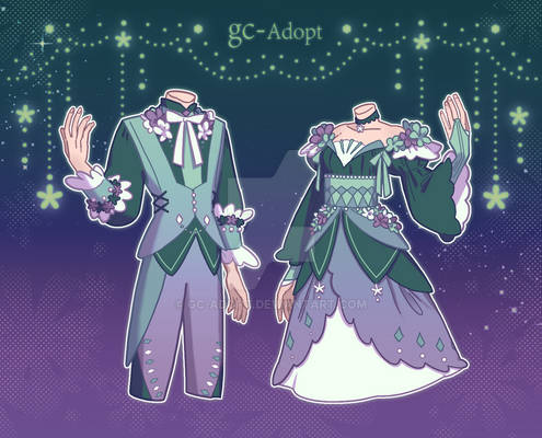 Outfit Adoptables # 113(Close)