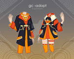Outfit Adoptables # 116(Close) by gc-adopt