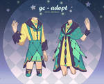 Outfit Adoptables # 117(Open) by gc-adopt