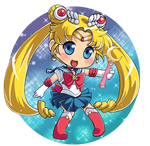 Sailor Moon 2013! by Hadibou