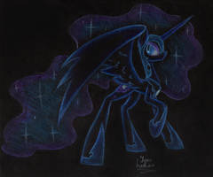 Mare In The Moon by IgnisLamina