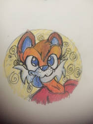 Cute Vee button by SkaterBoy03