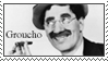 Groucho Marx stamp by sad-rosesstock