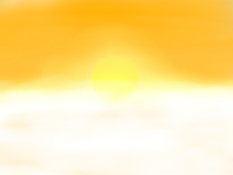 Painting Gallery Yellow_sunset_by_ekographartsign-d2yy7uv