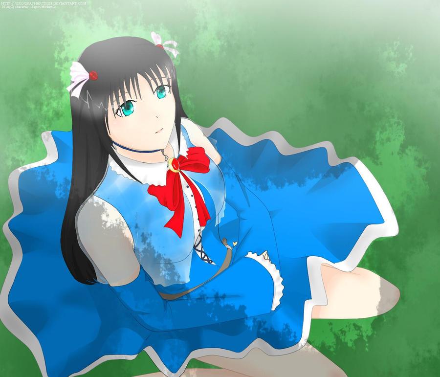 Anime CG from EKOGRAPHARTSIGN Feeling_rest_by_ekographartsign-d2zz0zu