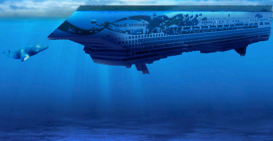 Ship Flipped Upsidedown By JaySimons On DeviantArt