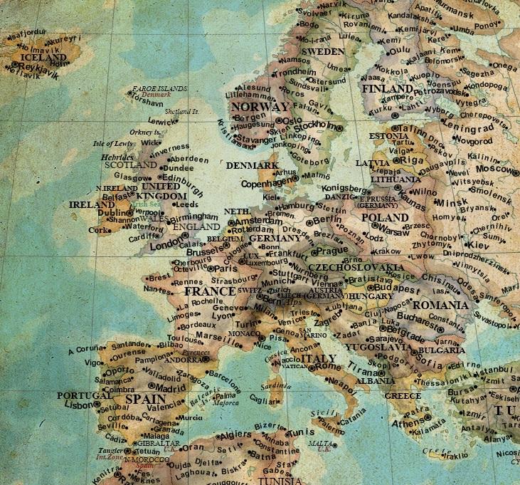 Europe in 1938 by JaySimons on DeviantArt