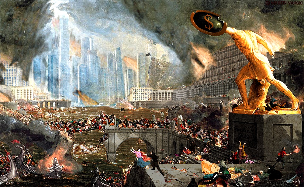 Collapse of the Modern Civilization